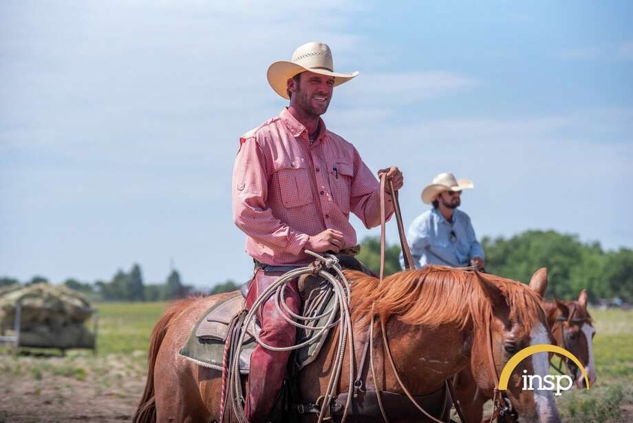 Jackson Taylor, a Lockney area native, competed in the second season of Ultimate Cowboy Showdown, which airs Feb. 24. Photo: Provided By INSP Public Relations