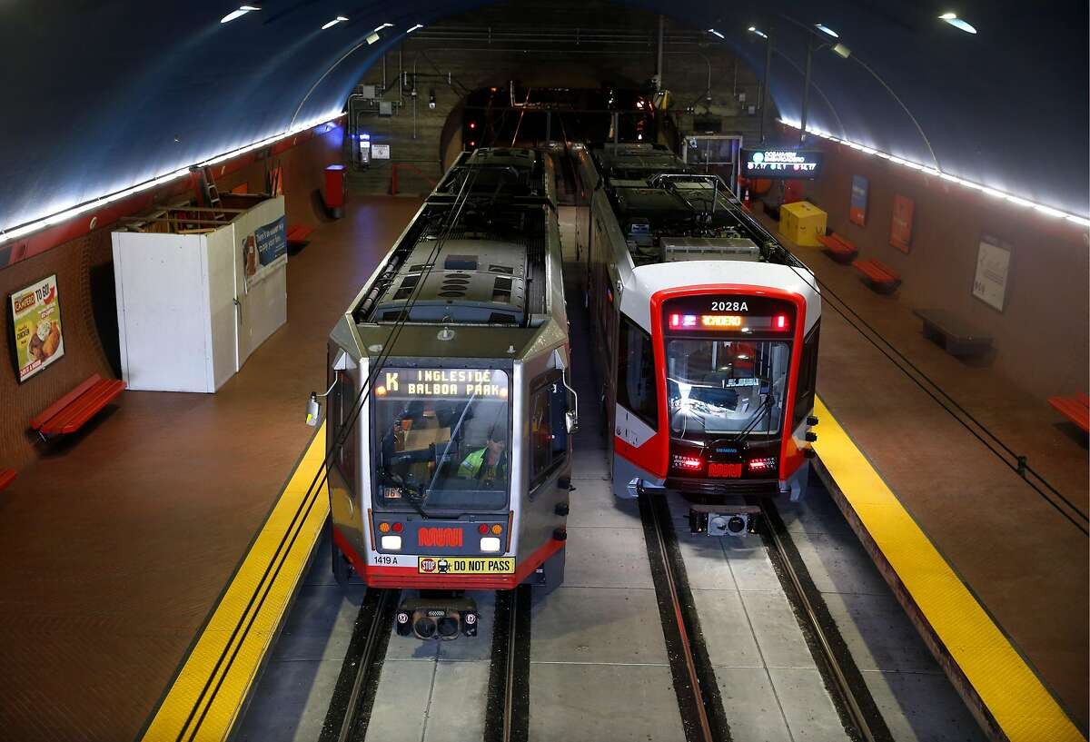 Muni Metro light-rail service, shuttered since last March, aims to resume service on the N Judah and T Third lines.
