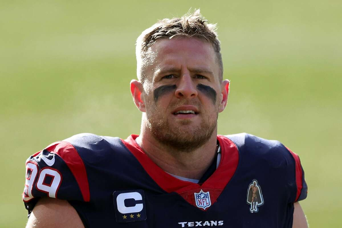 J.J. Watt and the Texans agreed to part ways.