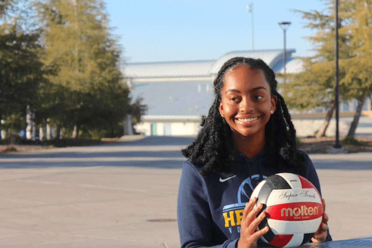 Rochelle Mosley, Heritage, Brentwood, Volleyball