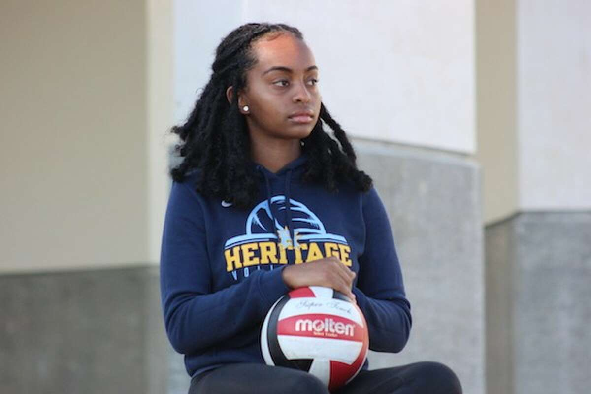 Rochelle Mosley, Heritage, Volleyball