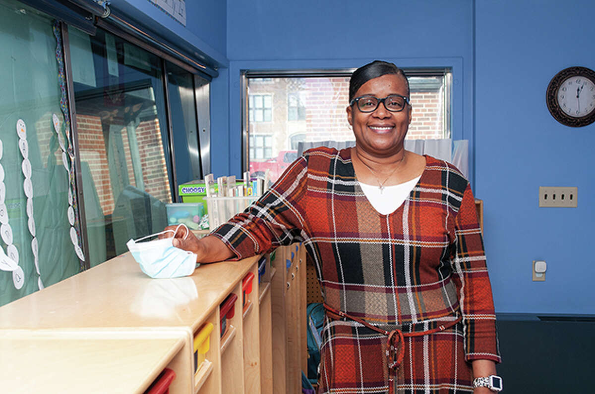 Ann Burries is the owner and operator of Just for Kids Early Learning Center at 400 W. State St.