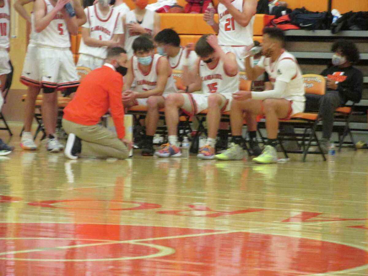 Terryville coach Mark Fowler threw on a full-court press near the end of the first quarter, switching on the Kangaroo afterburners in a rivalry win over Thomaston at Terryville High on Friday.