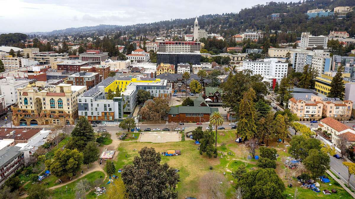 UC Berkeley plans to construct a building of up to 17 stories for student housing on the site of People's Park, long a refuge for homeless people. A second building would have 150 beds for supportive housing.