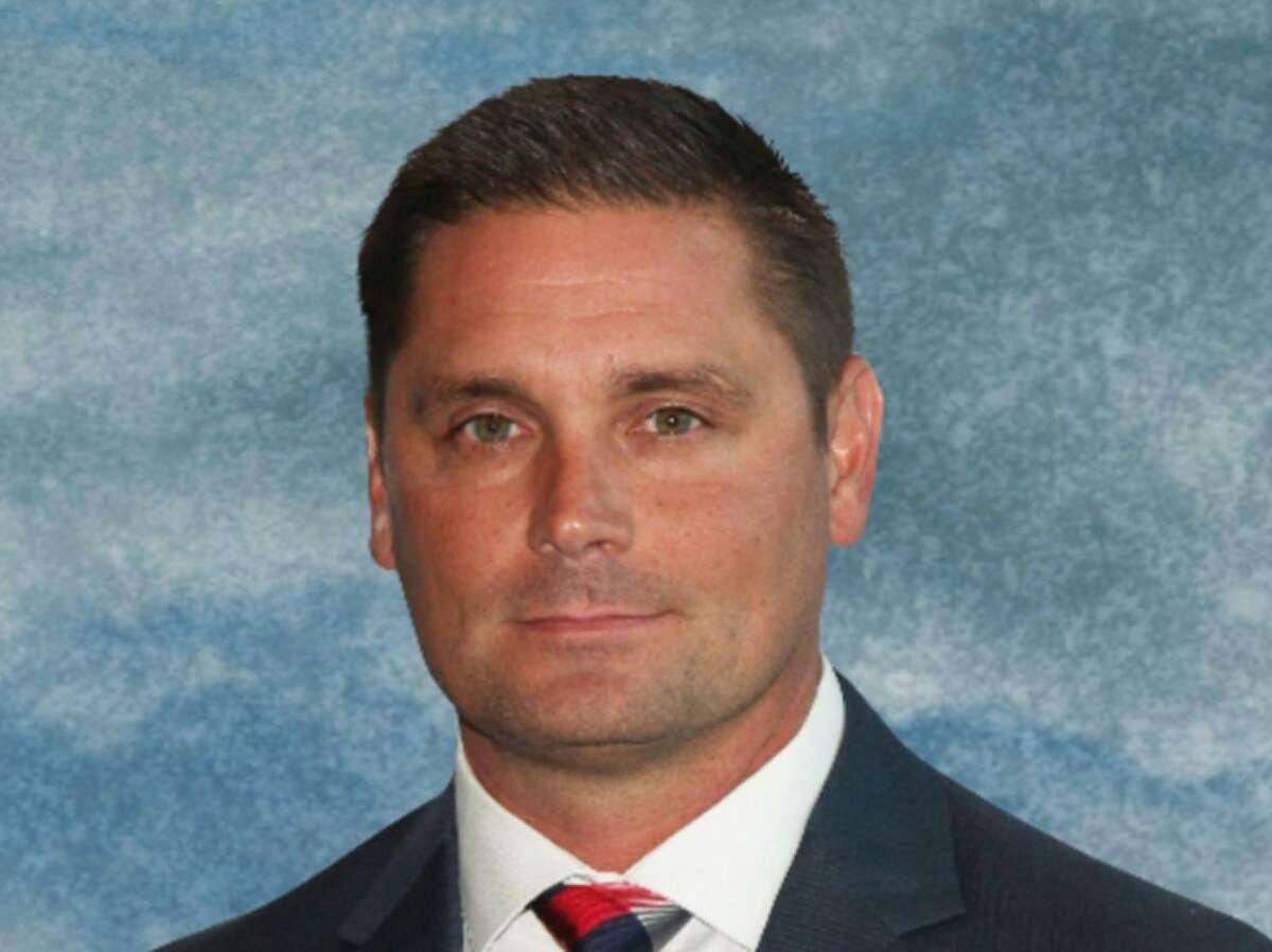 Former Corpus Christi Veterans Memorial football coach Cody Simper took the job at Cypress Woods on Feb. 11, 2021.