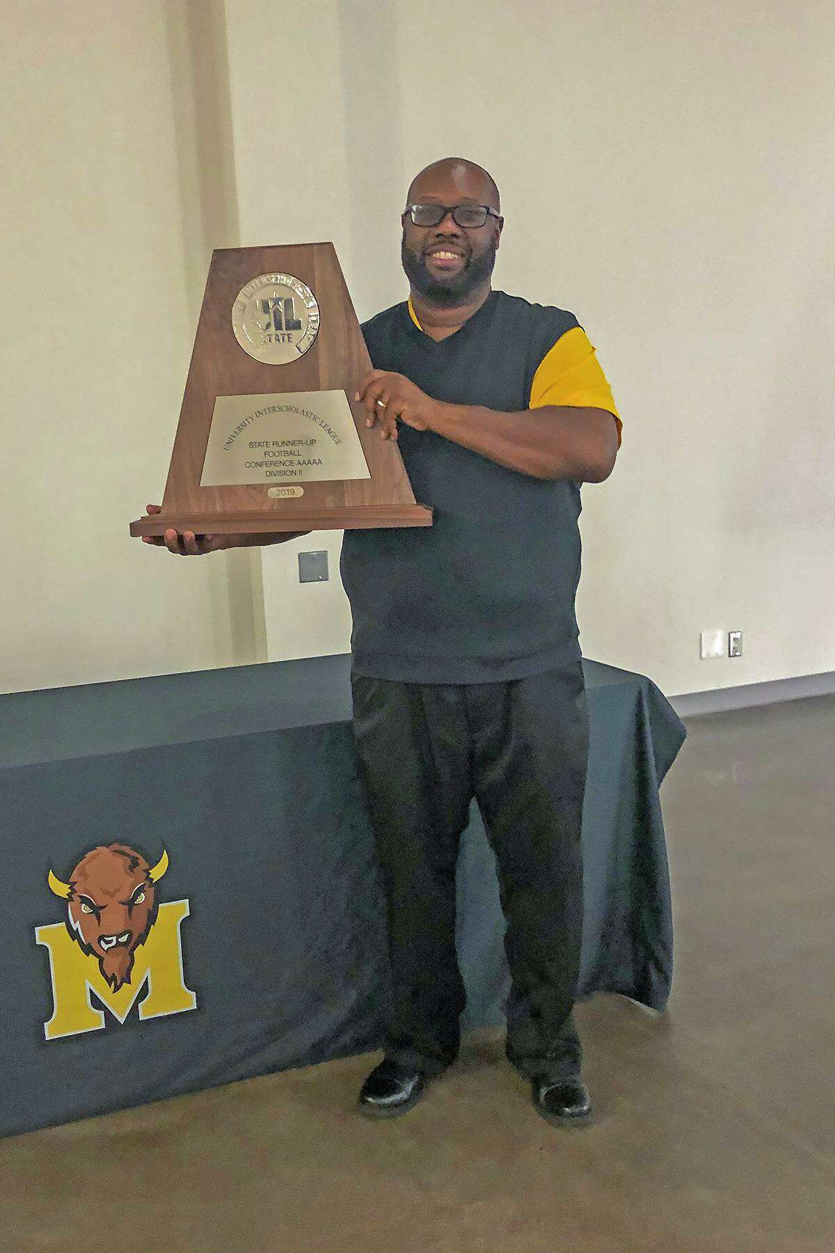 Cypress Springs High School named former Fort Bend Marshall assistant head coach and offensive coordinator Oji Fagan its new head football coach and campus athletic coordinator, Cy-Fair Independent School District announced in a news release Friday, Feb. 5.