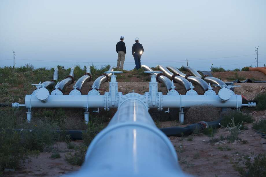 The Environmental Protection Agency has approved a request to delegate authority over its National Pollutant Discharge Elimination System program for oil and gas wastewater to the Texas Commission on Environmental Quality, a move welcomed by water midstream companies like XRI Holdings of Midland. Photo: Courtesy Photo/XRI