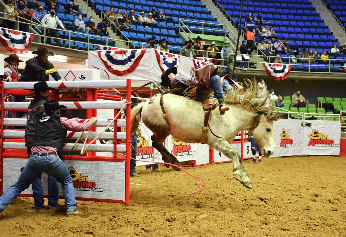 The San Antonio Stock Show and Rodeo is resuming Friday.