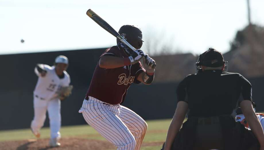The Texas A&M International baseball team fell to UT-Tyler on Saturday. Photo: Courtesy Of TAMIU Athletics
