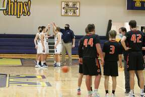 The long awaited hoops season was finally in full swing this past week as Manistee County bustled with basketball.