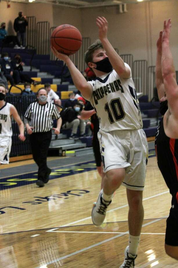 The long awaited hoops season was finally in full swing this past week as Manistee County bustled with basketball. Photo: News Advocate Photos