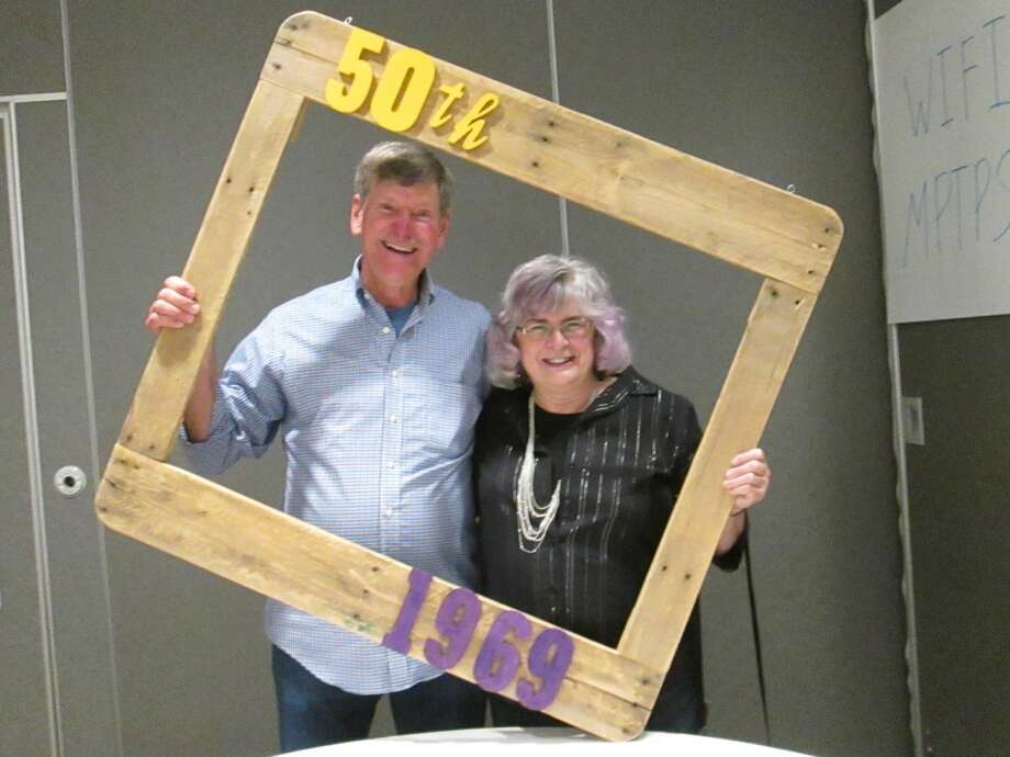 Dick and Roxanne Rowley celebrated their 50th anniversary last year. Photo: Courtesy Photo