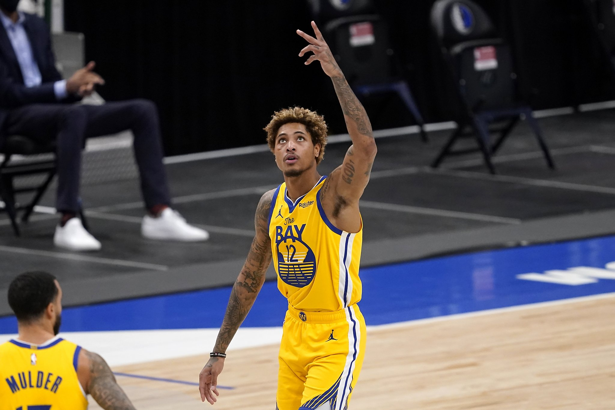 Report: Mutual interest between key Dubs player and Knicks