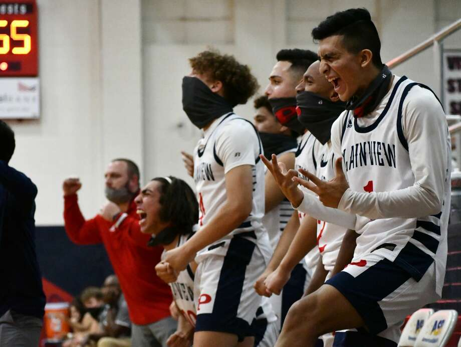 The Plainview boys basketball team makes its return to the playoffs on Thursday against Lubbock Monterey. Photo: Nathan Giese/Planview Herald