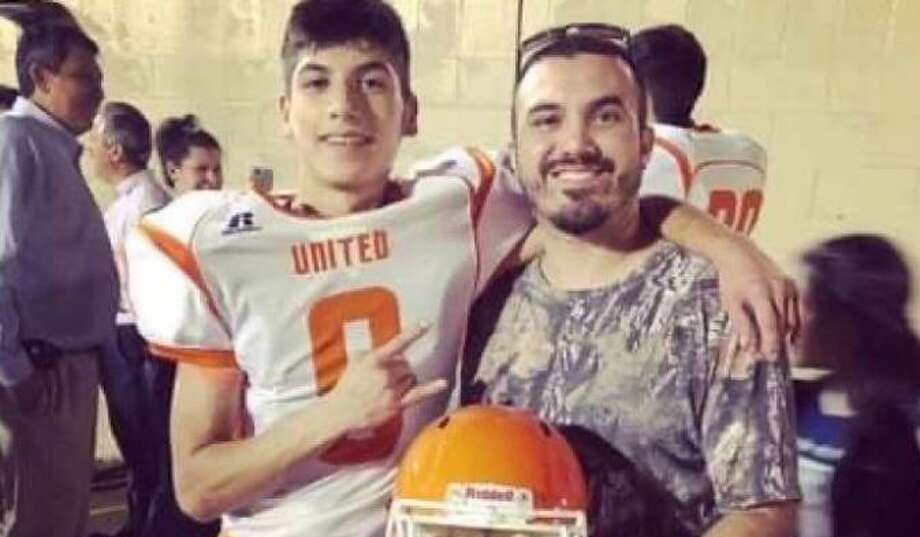 According to a GoFundMe page started by his aunt, United's Ernie Vance is in critical condition due to injuries sustained in a car accident Sunday evening. Photo: Courtesy