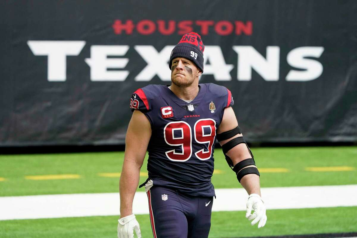 Rather than attempting to orchestrate a trade, the Texans granted J.J. Watt's request for a release last week.
