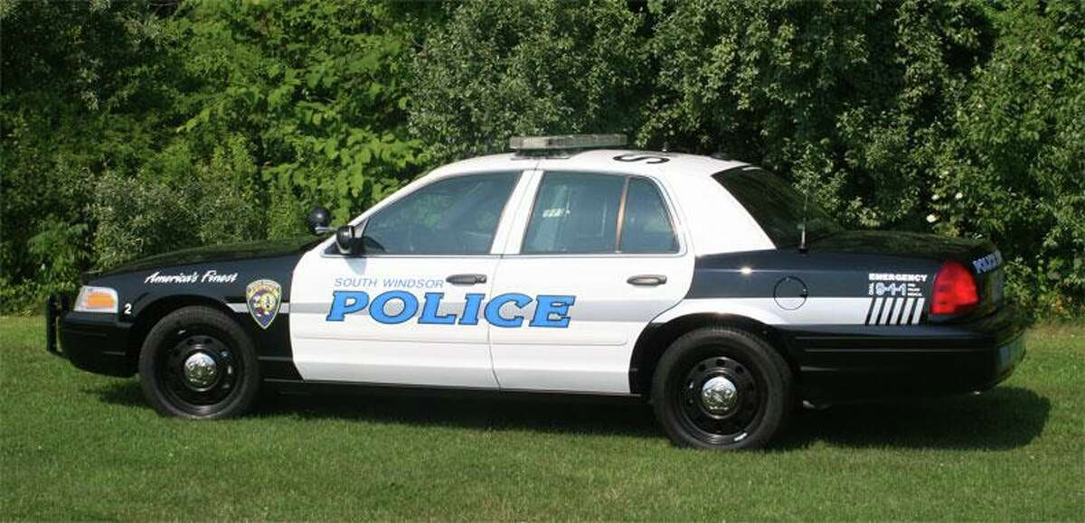 A file photo of a South Windsor, Conn., police cruiser.