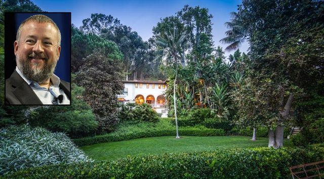 Vice Media's Shane Smith Selling Legendary Santa Monica Estate for $50M thumbnail