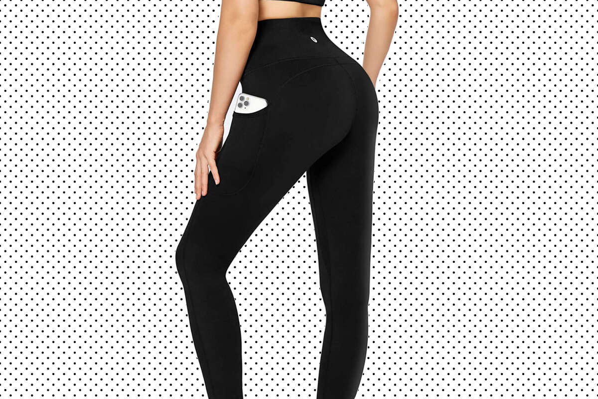 Letsfit High Waisted Leggings for Women, $16.99 at Amazon