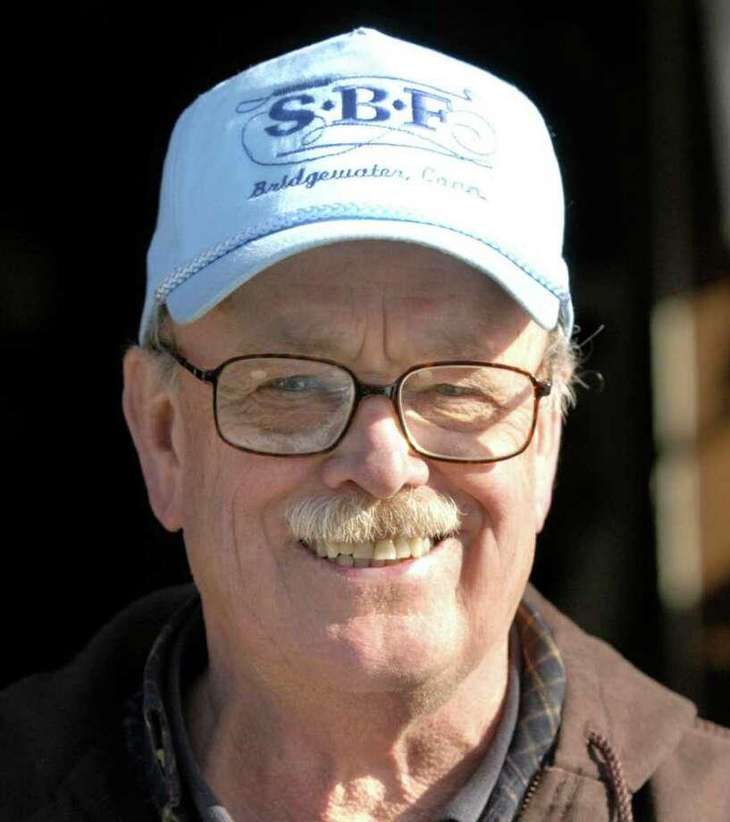 Bridgewater First Selectman Bill Stuart Photo: Carol Kaliff / The News-Times