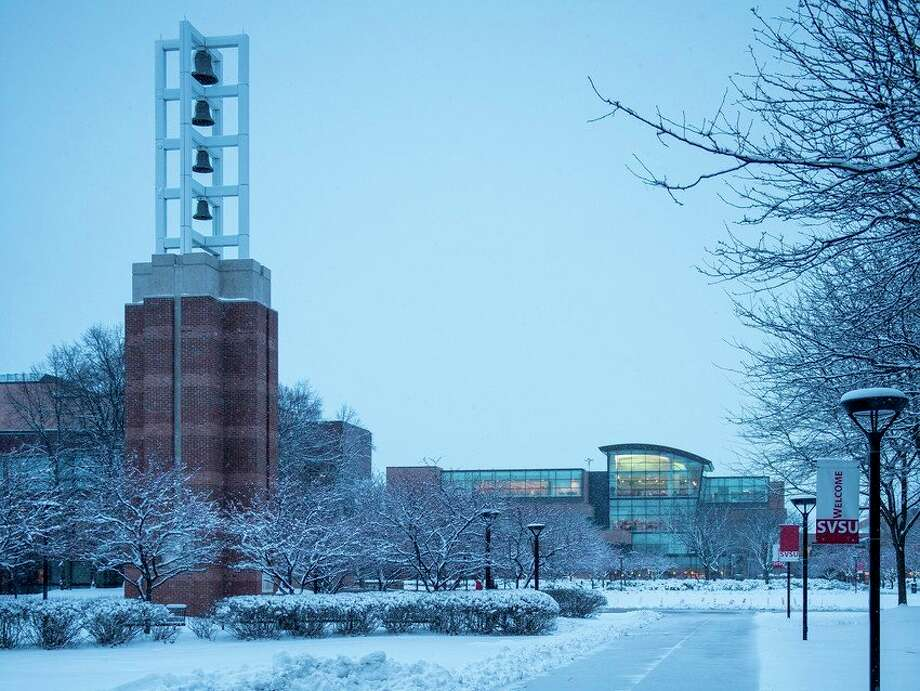 Saginaw Valley State University recently announced its deans' list for the fall semester. (Courtesy photo)