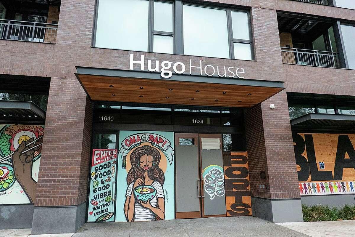 Hugo House in Dec. 2020.