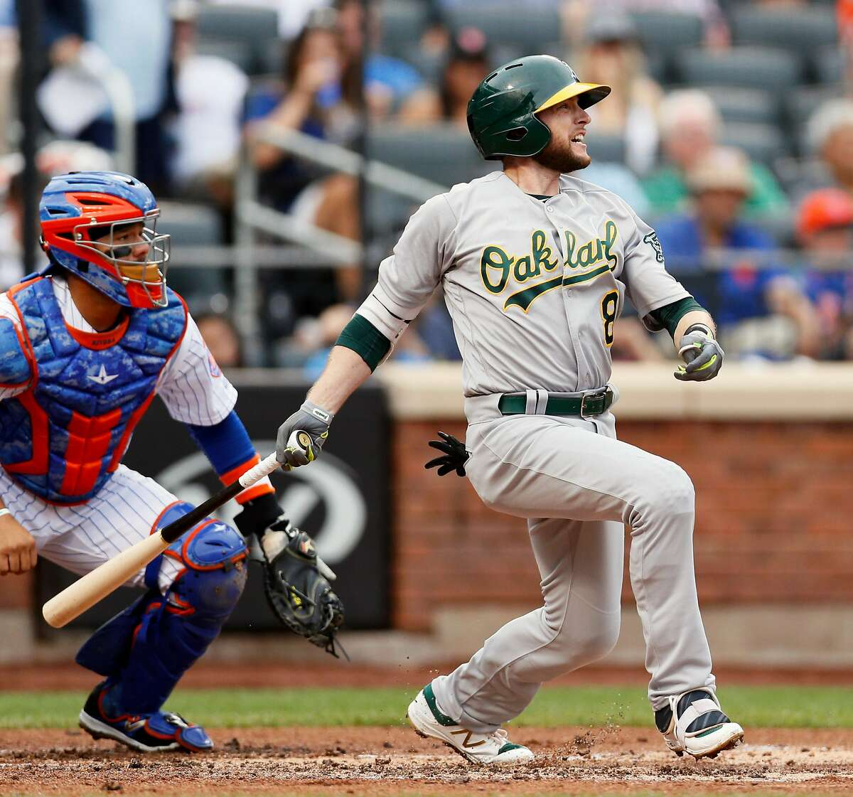 Jed Lowrie, who was an All-Star with the A's in 2018, returned to Oakland this season and will be the team's primary second baseman.