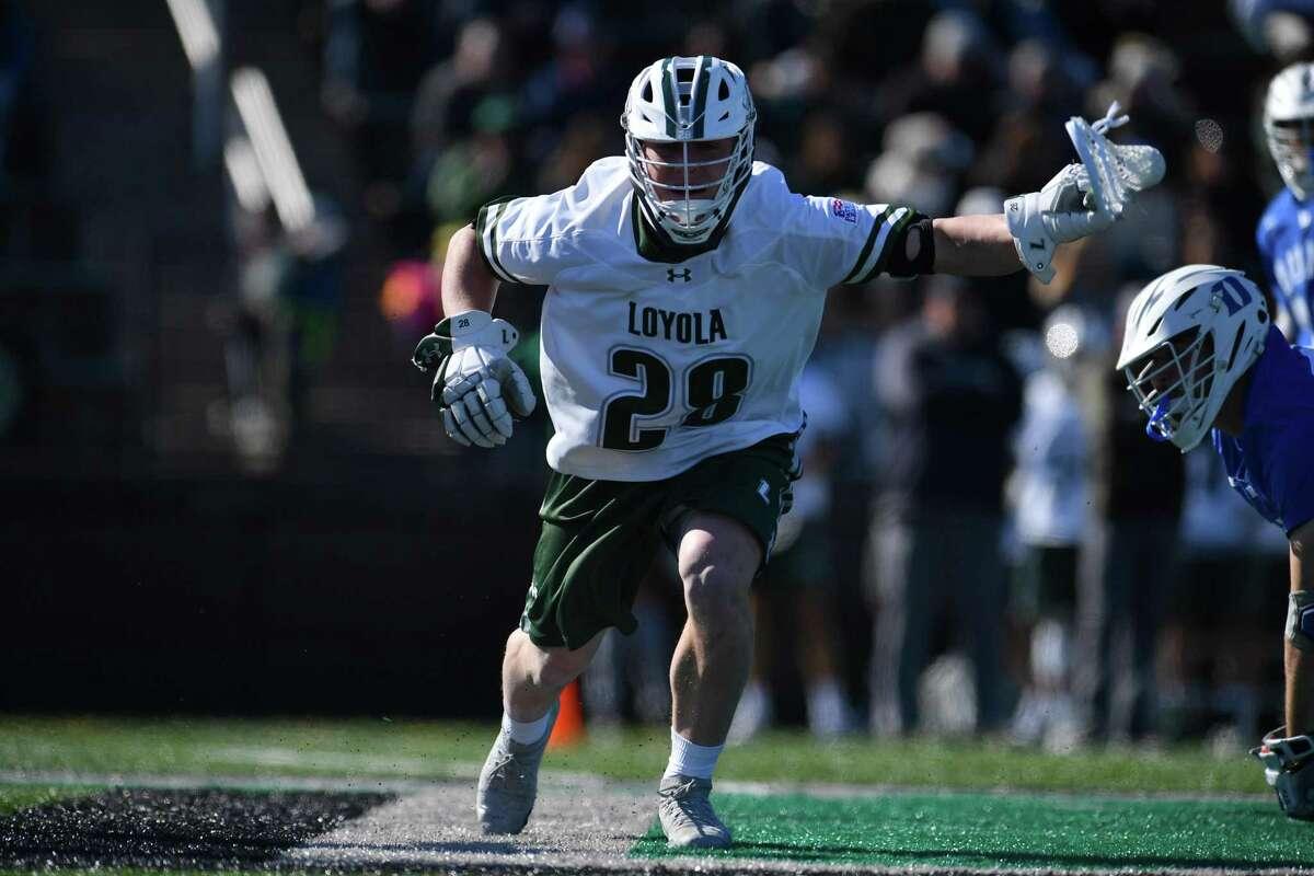 Bailey Savio, Loyola men's lacrosse