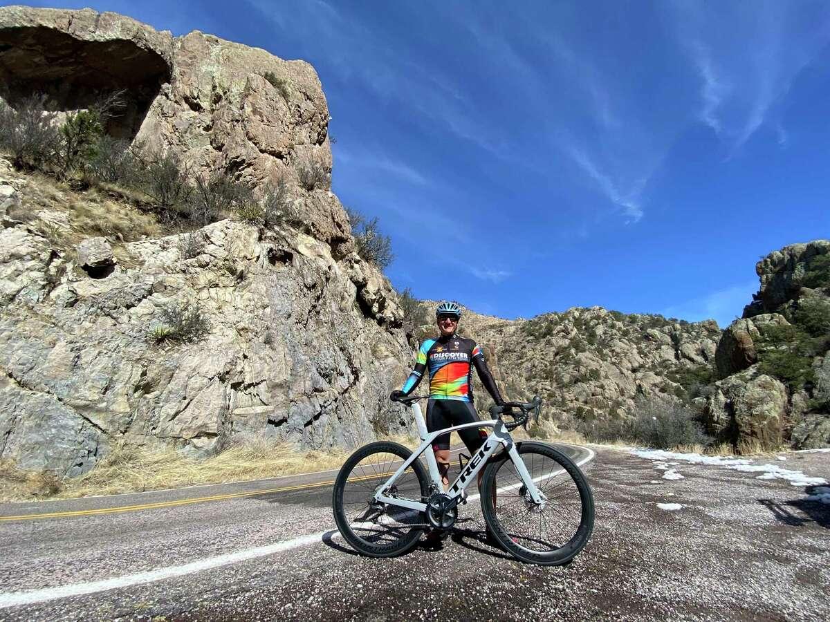 Biking in New Mexico