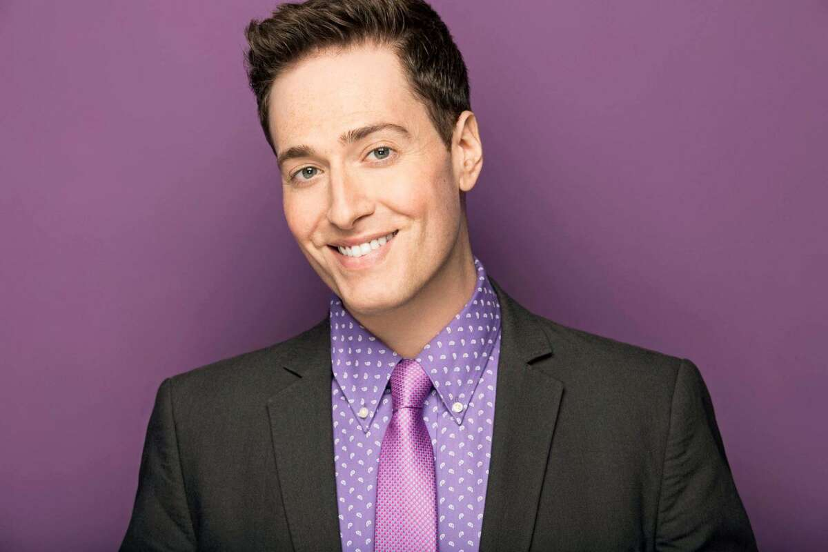 Comedian and singer Randy Rainbow is scheduled to perform March 18-19 at the Ridgefield Playhouse.