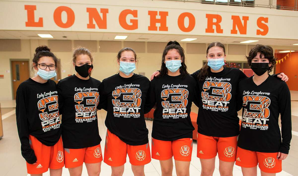 United's Jesslynn Jalomo, Rebekah Beltran, Cristan Rodriguez, Valeria Costilla, Ashley Vallin and Emily Degollado will play a critical role in the Lady Longhorns' next playoff matchup.