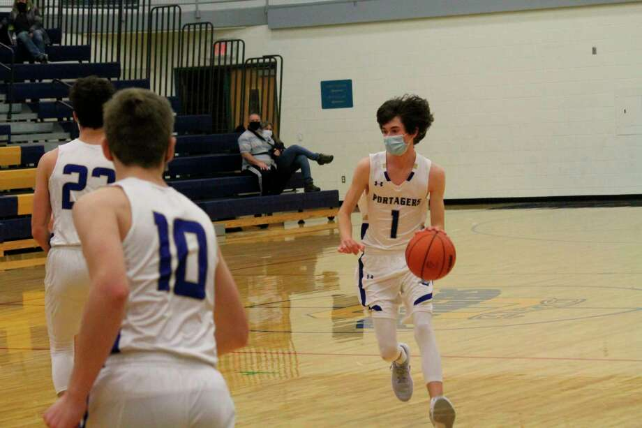 Onekama's boys fell to Suttons Bay on Tuesday night. (News Advocate file photo)