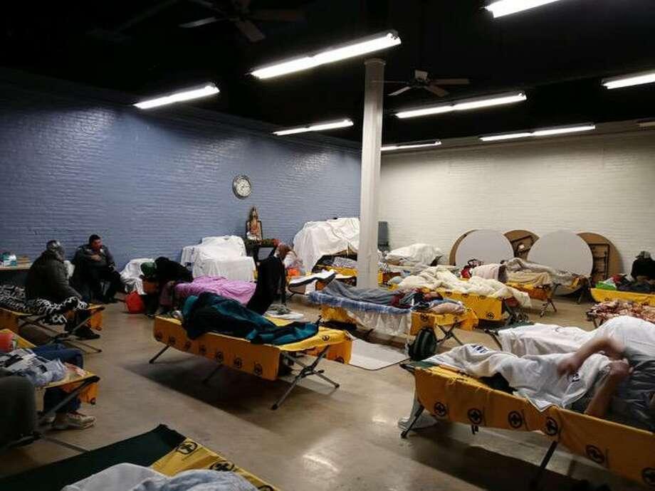 Bethany House of Laredo is nearly at capacity, despite even adding an additional 40 beds Monday. Photo: Courtesy /Bethany House Of Laredo