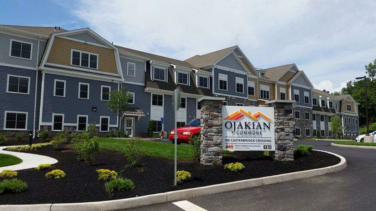 Ojakian Commons in Simsbury, Conn. is the region's first affordable housing complex made accessible for people with disabilities. The complex, geared towards people with MS, fills a gap in the housing market for affordable and accessible housing.