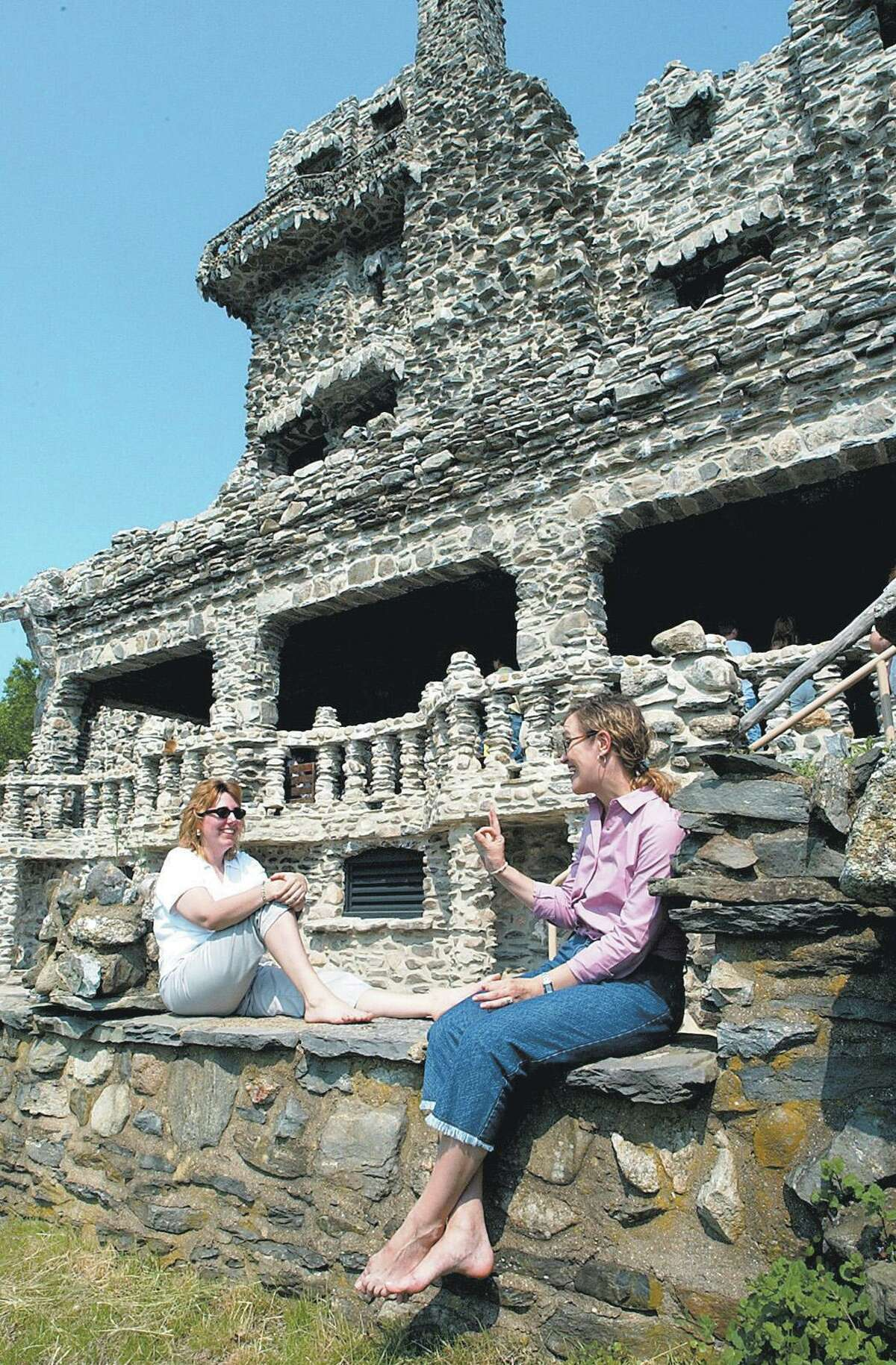 Gillette Castle is located in East Haddam.