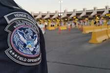 A CBP agent was arrested for allegedly smuggling her caretaker into the country.