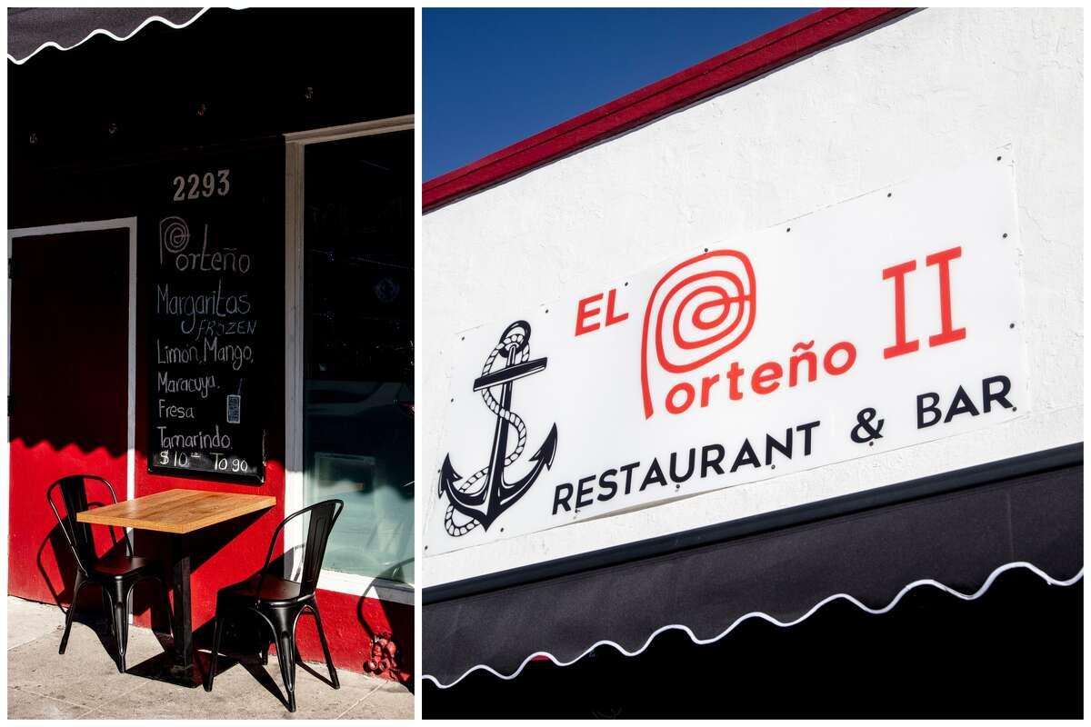 El Porteño II Restaurant & Bar.