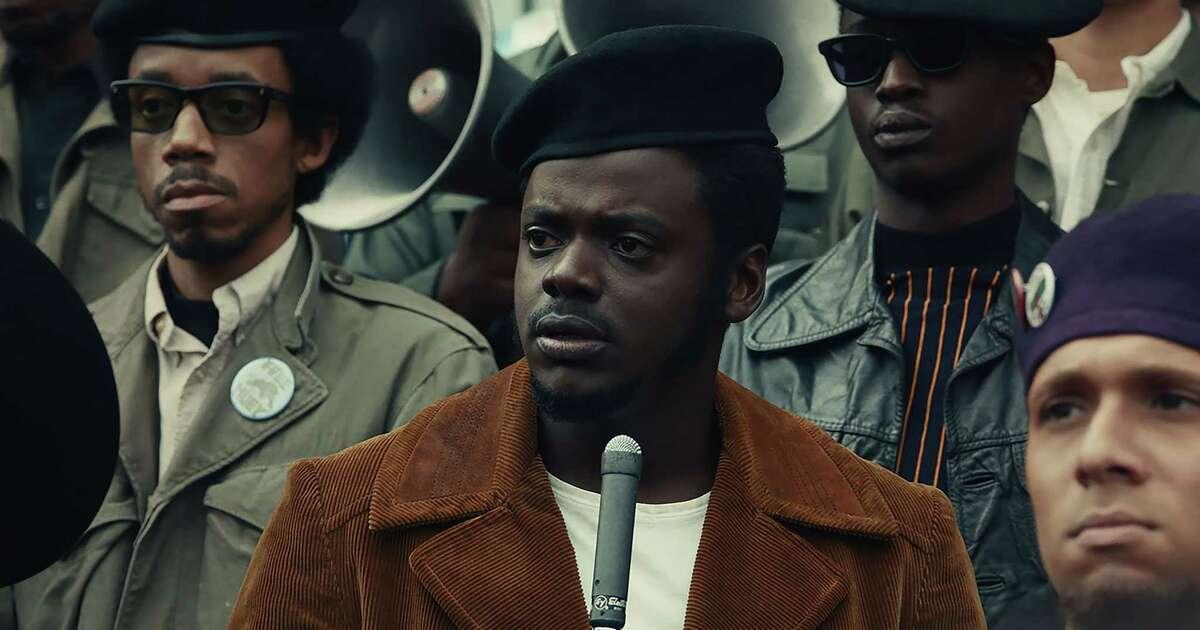 Daniel Kaluuya stars as Chairman Fred Hampton in