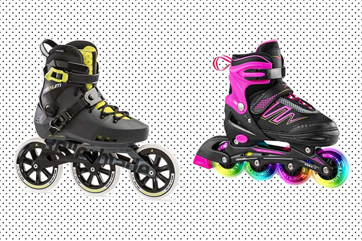 Hiboy Adjustable Inline Skates, $59.99 at Amazon