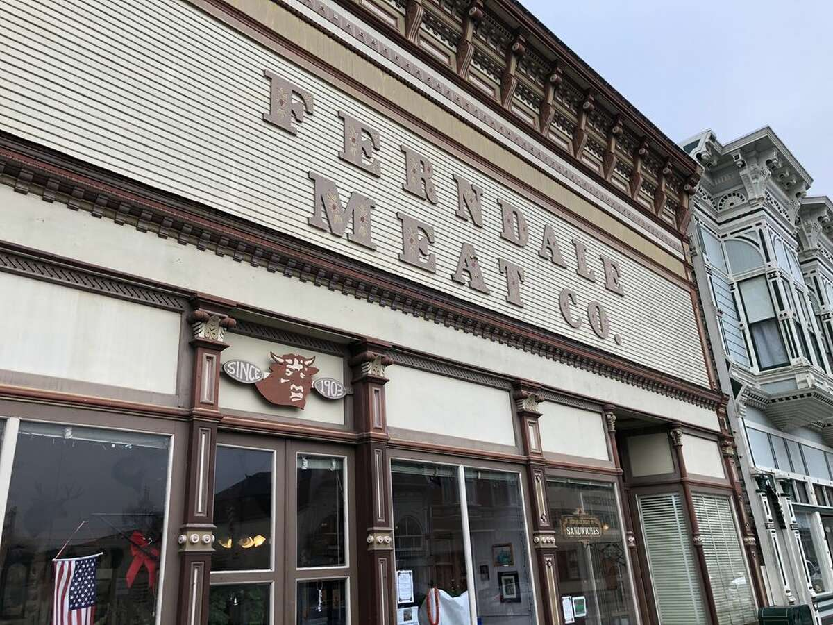 Guy Fieri has purchased Ferndale Meat Company, a historic building that was originally built in 1903.