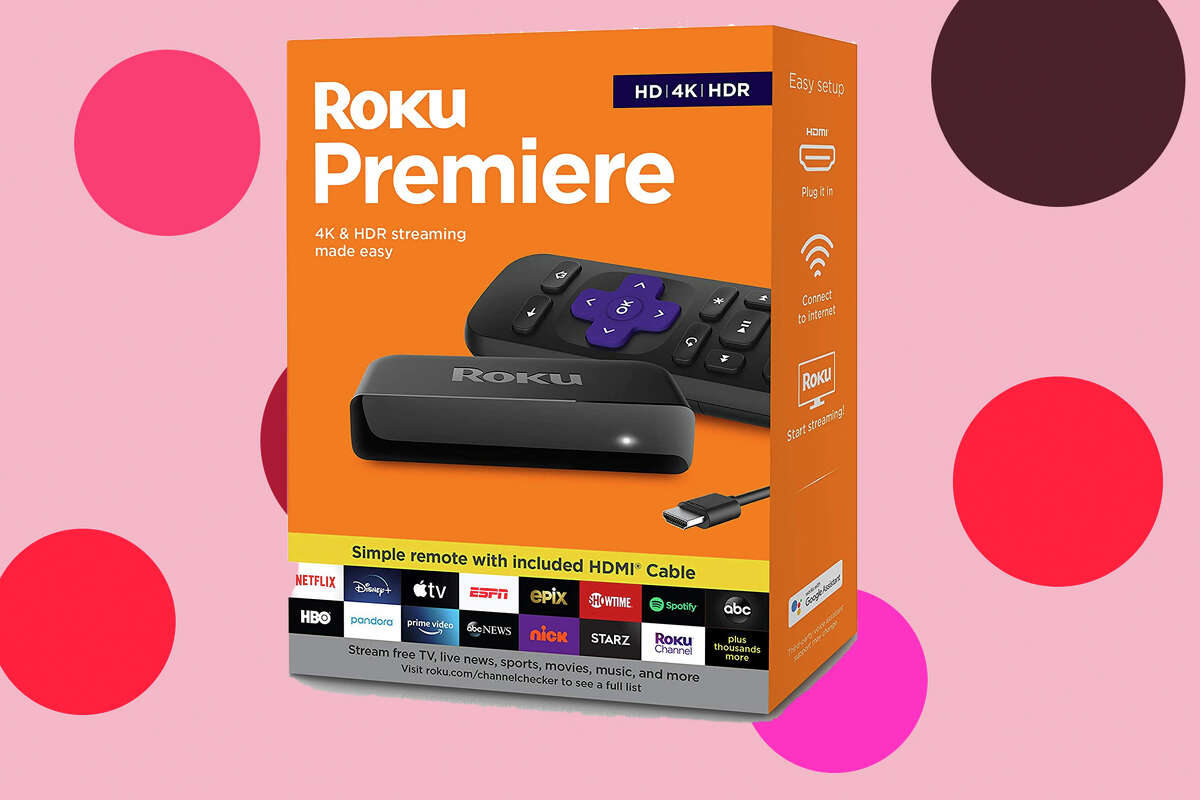 Roku Premiere for $24.99 at Amazon.