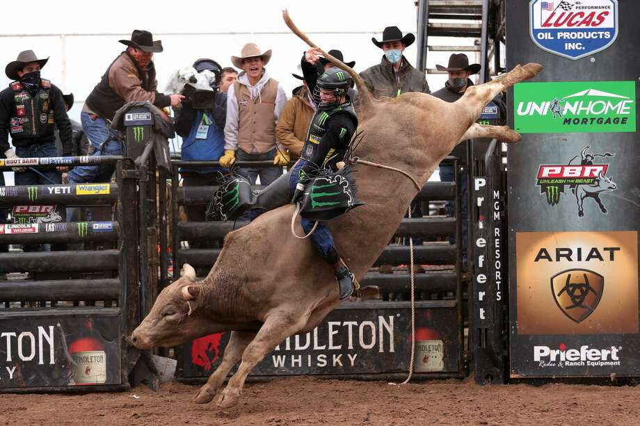 The PBR Premier Series Event in Pecos set for this weekend has been canceled. Photo: Carmen Mandato/Getty Images / 2021 Getty Images