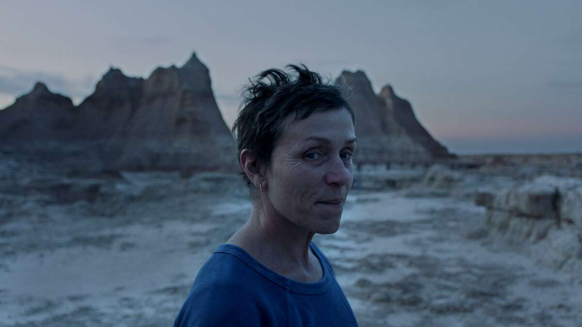 """Frances McDormand in """"Nomadland."""" MUST CREDIT: Searchlight Pictures"""