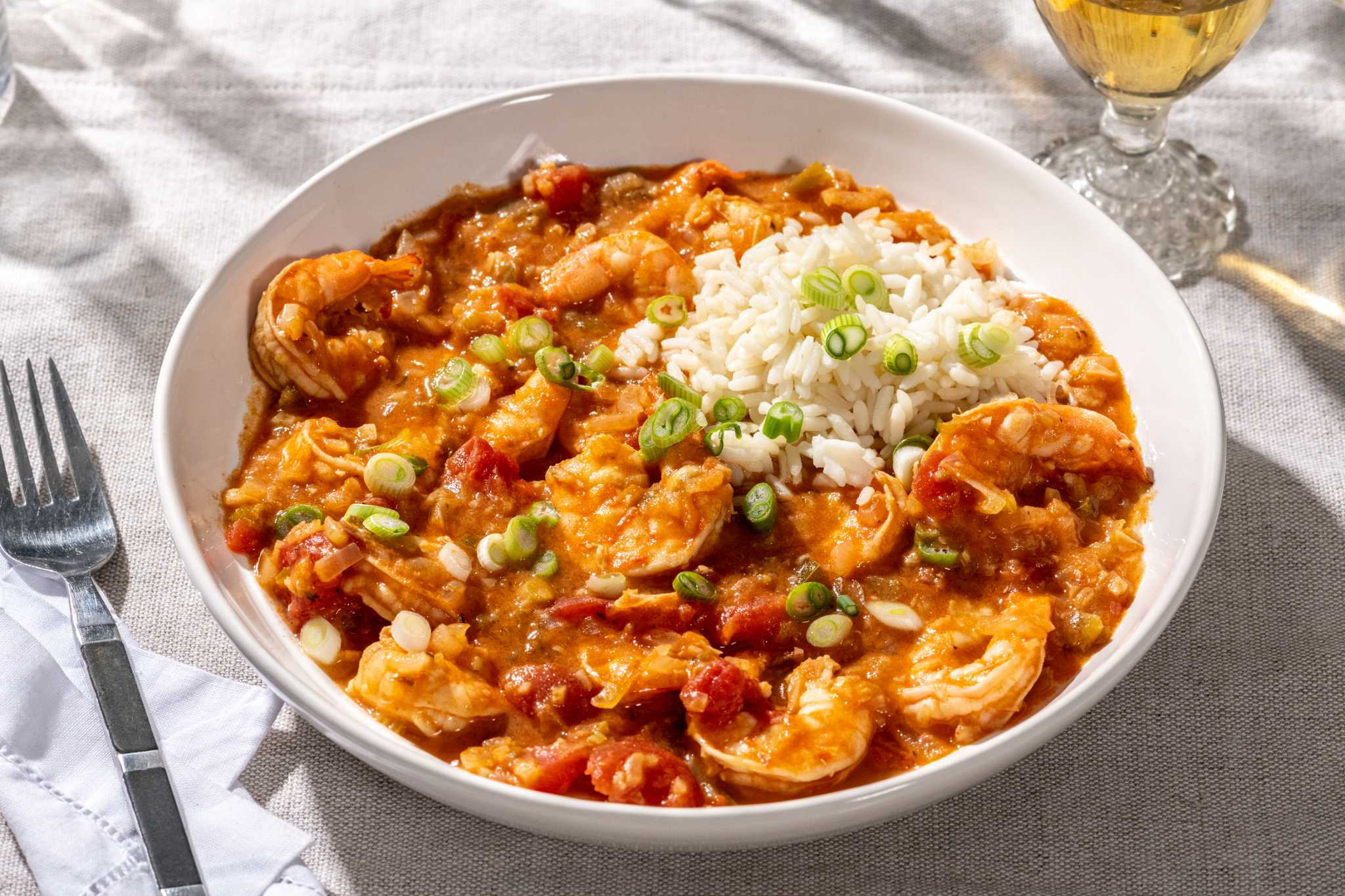 Shrimp Creole is a New Orleans classic for a Mardi Gras that's anything but normal