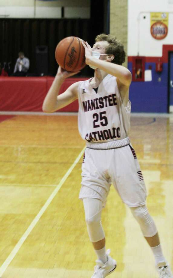 Manistee Catholic Central topped Marion on Wednesday night for its second straight win. (News Advocate file photo)