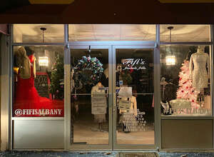 Fifis's Frocks and Frills is closing. The upscale consignment shop in Guilderland opened in 2005, but the store itself has been around for nearly 20 years.