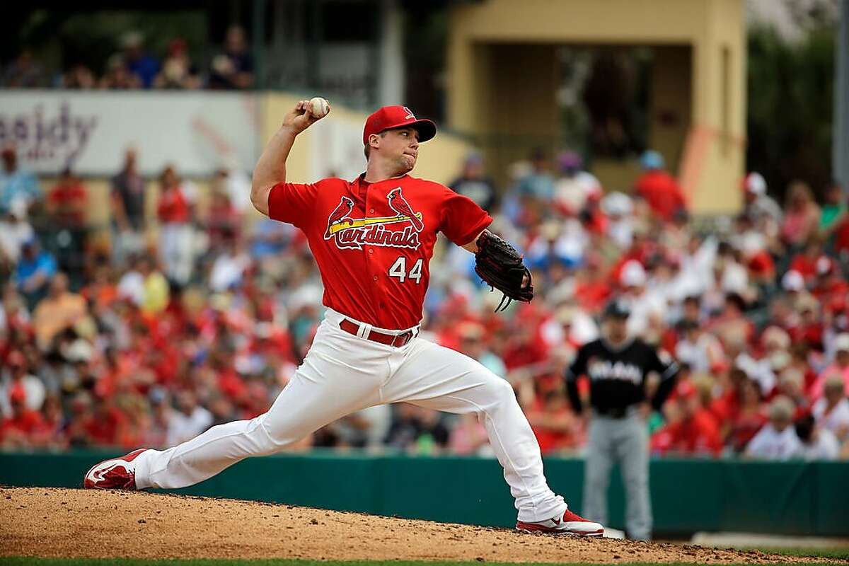 Trevor Rosenthal was an All-Star for the Cardinals