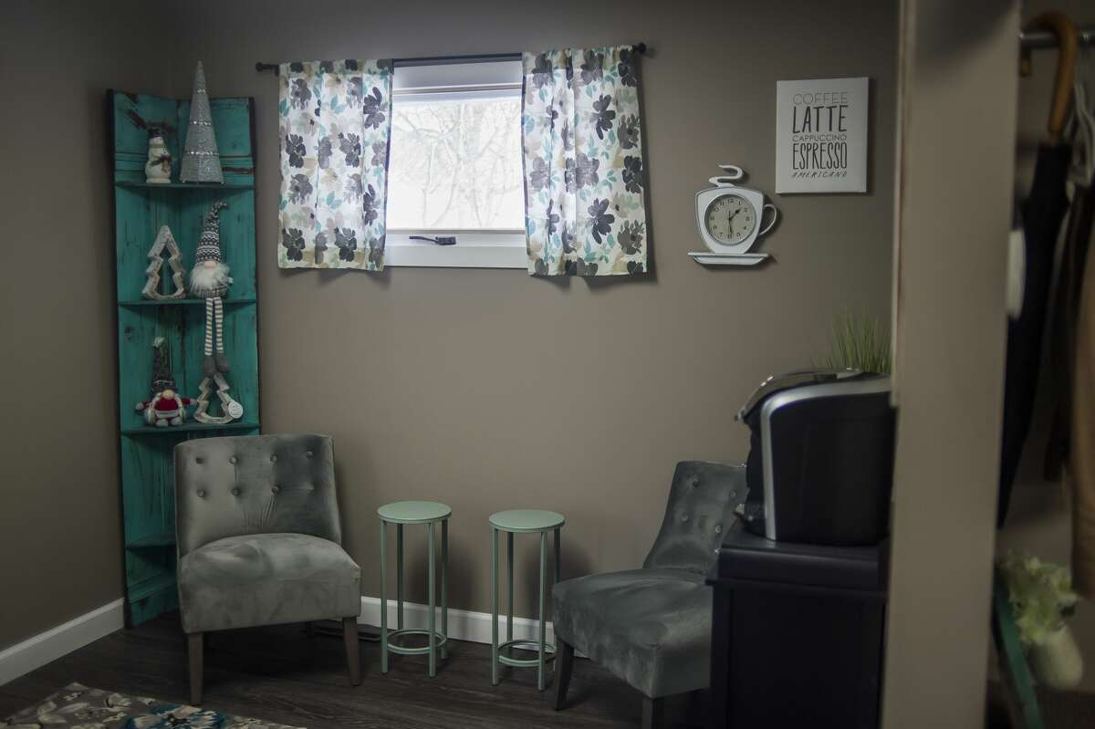 Lavish Style Studios is located at 4915 Hedgewood Drive in Midland, and features separate rooms available for rent by local hairstylists, nail technicians, aestheticians and more. (Katy Kildee/kkildee@mdn.net)
