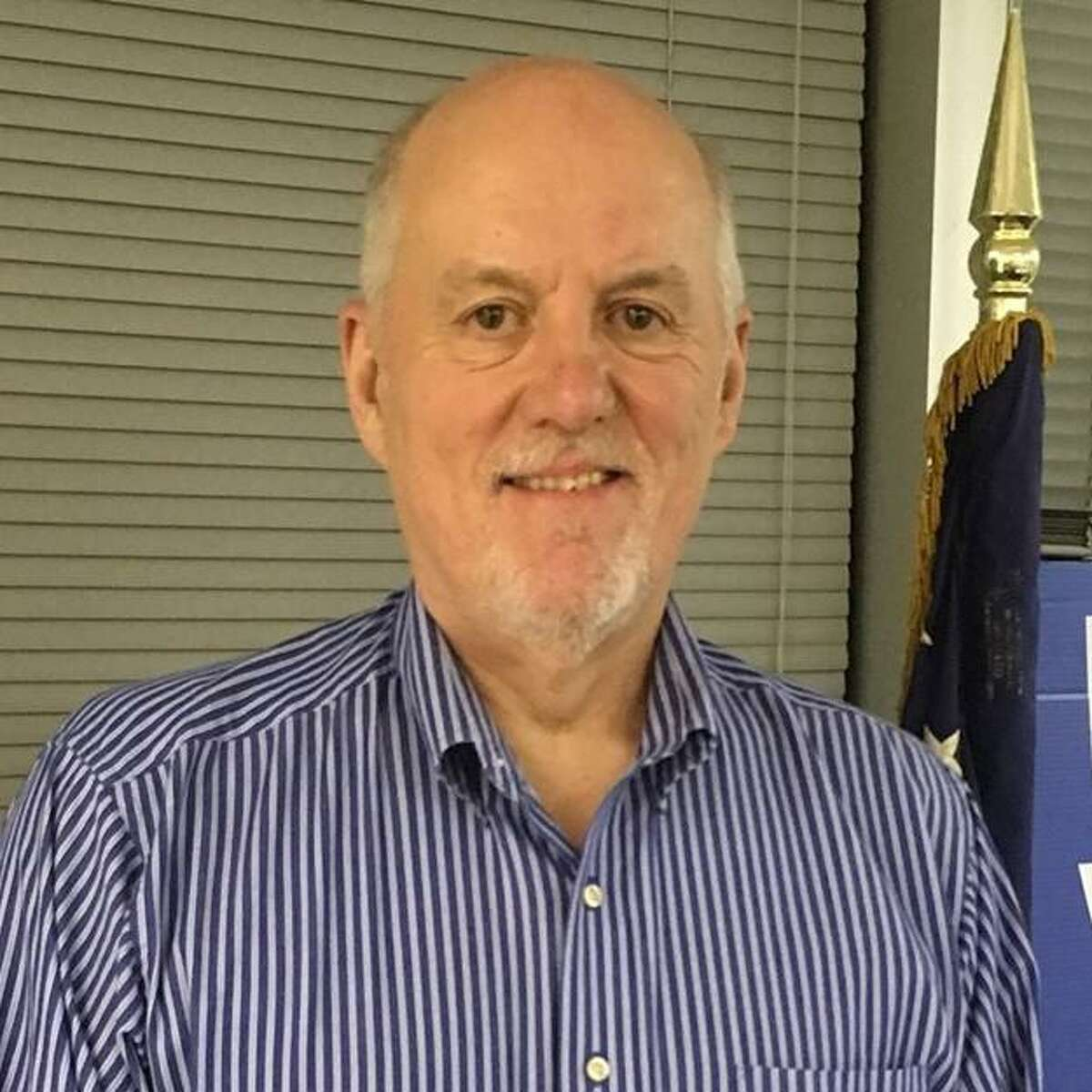 Stamford Board of Representatives member Jeff Curtis.