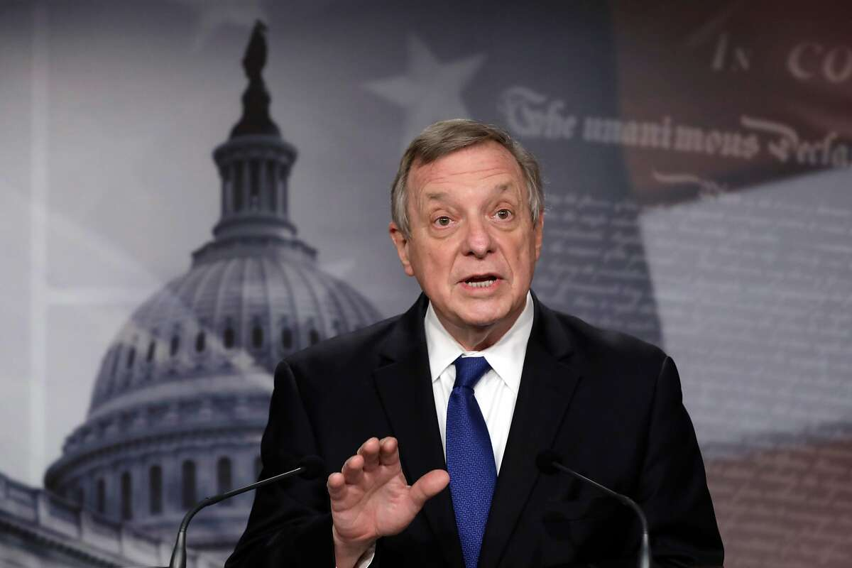 Sen. Dick Durbin, D-Ill., new chairman of the Senate Judiciary Committee, will retain the current